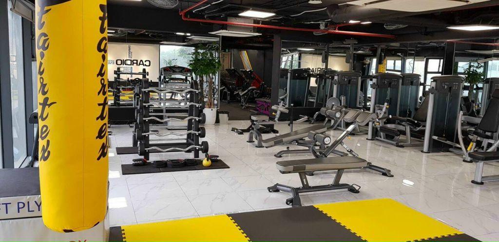 18.Phòng gym 3